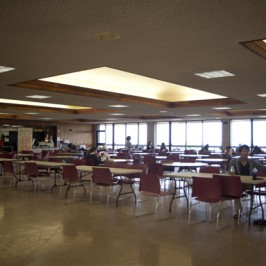 Cafeteria and Coffee Corner