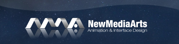 New Media Arts Logo