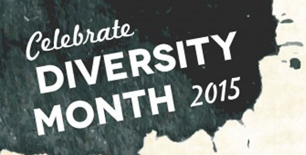 Diversity Month events in Lama Library