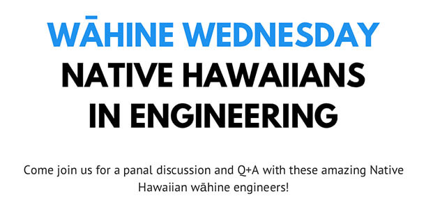 Wāhine Wednesdays: Women in Engineering