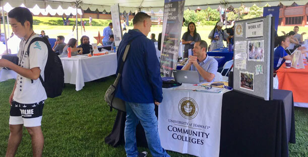 Job Fair Welcomes Students