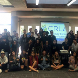 CRLA Tutor Training Day! Spring 2019!