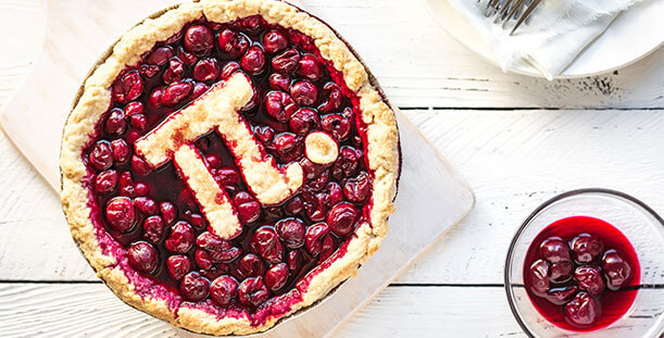 "Celebrate National Pi (""π"") Day – March 14th!"