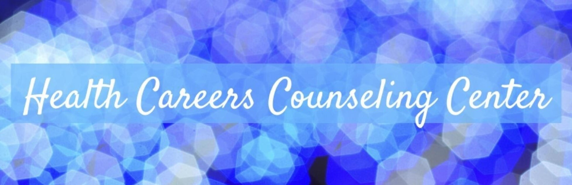 Health Careers Counseling Center