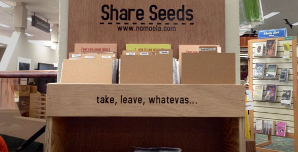 Share Seeds | Kapi'olani Community College
