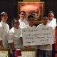 Hy's gifts $15,000 to KCC Culinary Program
